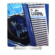 1964 Chevrolet C-10 Pickup Shower Curtain