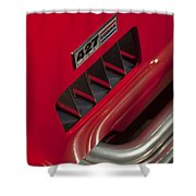 1965 427 Sc Cobra Reproduction 2 Shower Curtain