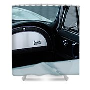 1966 Chevrolet Corvette 7 Shower Curtain
