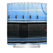 1966 Dodge Coronet Rt Shower Curtain