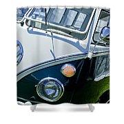 1966 Volkswagen Vw Microbus Shower Curtain