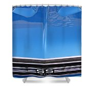 1967 Chevrolet Chevelle Super Sport  Shower Curtain