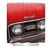 1968 Oldsmobile Cutlass Supreme Shower Curtain