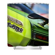 1971 Plymouth Duster Twister Shower Curtain