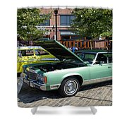 1974 Chrysler Classic Shower Curtain