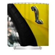 1998 Ford Mustang Cobra Shower Curtain