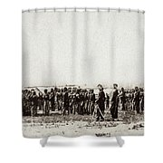 1st U.s. Colored Infantry Shower Curtain