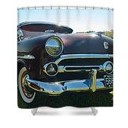 1952 Ford Customline Shower Curtain