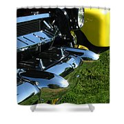 1953 Mercury Monterey Shower Curtain