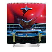 1954 Studebaker Shower Curtain