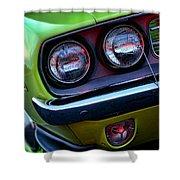 1971 Plymouth Hemicuda Shower Curtain