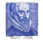 Ambroise Par�, French Surgeon Shower Curtain