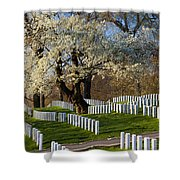 Arlington National Cemetary Shower Curtain