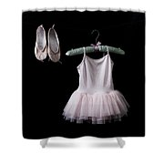Ballet Dress Shower Curtain
