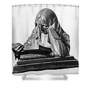 Baruch Spinoza (1632-1677) Shower Curtain