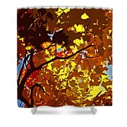 Beautiful Fall ... Shower Curtain