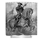 Benjamin Harrison, 23rd American Shower Curtain