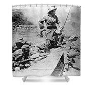 Birth Of A Nation, 1915 Shower Curtain