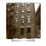 Brooklyn New York - 126 Front Street Shower Curtain