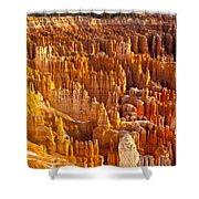 Bryce Canyon Shower Curtain