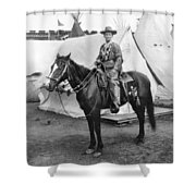 Calamity Jane (c1852-1903) Shower Curtain