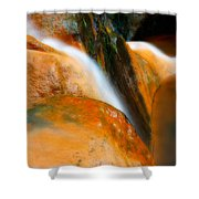 Caldeira Velha Park Shower Curtain