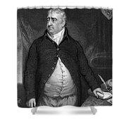 Charles Fox (1749-1806) Shower Curtain