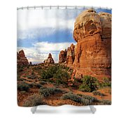 Chesler Park Shower Curtain