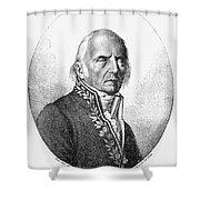 Chevalier De Lamarck Shower Curtain