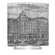 Chicago: Palmer House Shower Curtain