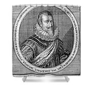 Christian Iv (1577-1648) Shower Curtain
