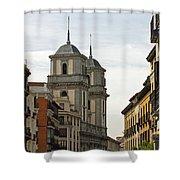 Colegiata De San Isidro Shower Curtain