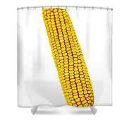 Corn Cob Shower Curtain