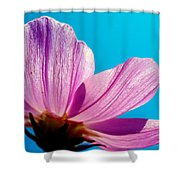 Cosmia Flower Shower Curtain