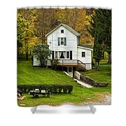 Country Living Shower Curtain