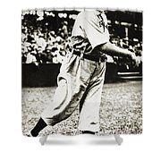 Cy Young (1867-1955) Shower Curtain