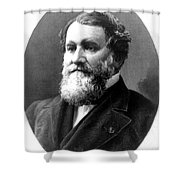 Cyrus Mccormick, American Inventor Shower Curtain