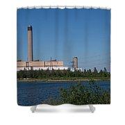 Dartford Marsh Lakes Shower Curtain