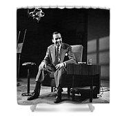 Edward R. Murrow Shower Curtain