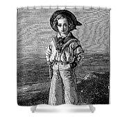 Edward Vii (1841-1910) Shower Curtain