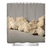 Fulgurite Shower Curtain