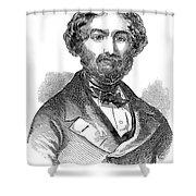 Giuseppe Verdi (1813-1901) Shower Curtain