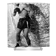 Henry Armstrong (1912-1988) Shower Curtain