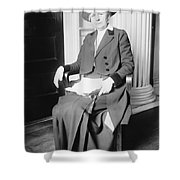 Ida M. Tarbell (1857-1944) Shower Curtain