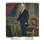 James Buchanan (1791-1868) Shower Curtain