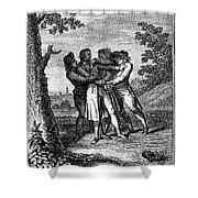 John Andre (1751-1780) Shower Curtain