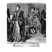 John Knox (1505-1572) Shower Curtain
