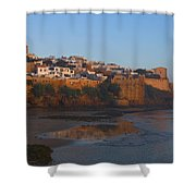 Kasbah Des Oudaias, Rabat Shower Curtain
