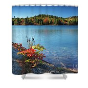 Killarney Provincial Park In Fall Shower Curtain