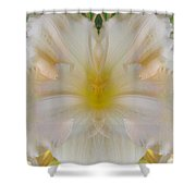 Lily Cloud Shower Curtain